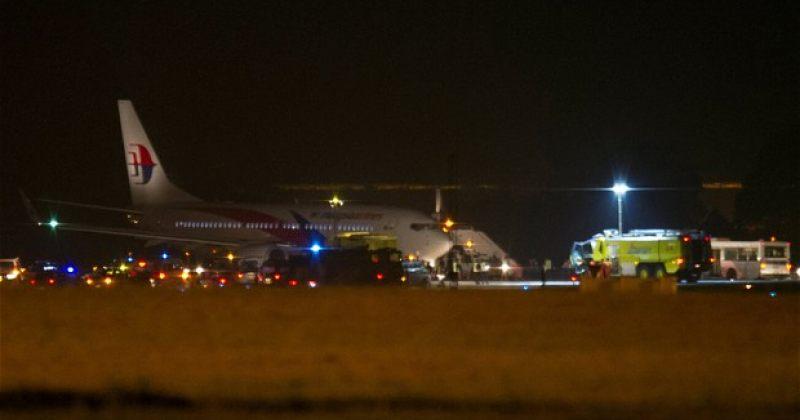 მალაიზიის ავიახაზების თვითმფრინავი ტექნიკური გაუმართაობის გამო უკან დააბრუნეს