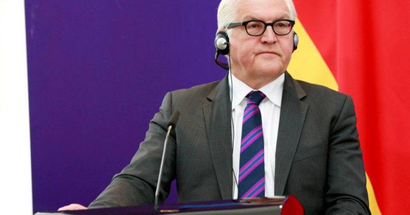 საგარეო: გერმანიის პრეზიდენტმა უვიზოს შეჩერებაზე გავრცელებულ ცნობას FAKE NEWS უწოდა