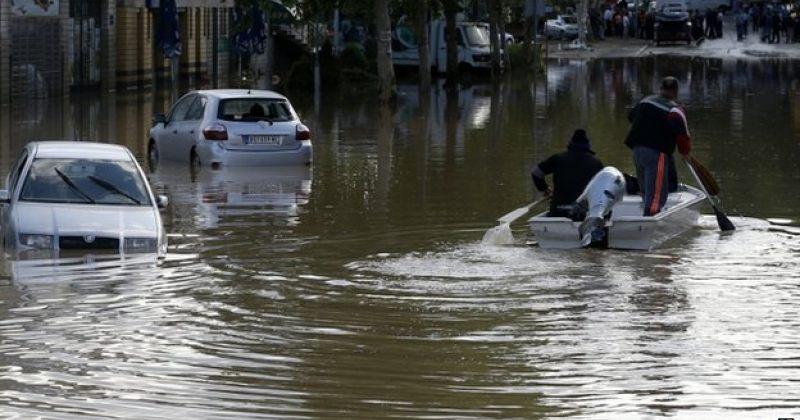 წყალდიდობას სერბეთში 35-ზე მეტი ადამიანი ემსხვერპლა