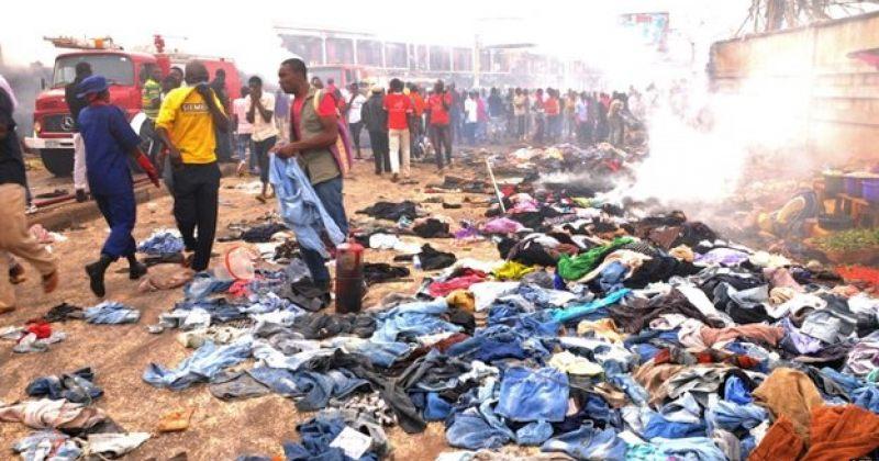 ნიგერიაში ტერაქტის შედეგად, სულ მცირე 118 ადამიანი დაიღუპა