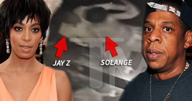 ოჯახი: სოლანჟსა და Jay- Z-ის შორის კონფლიქტი მოგვარებულია