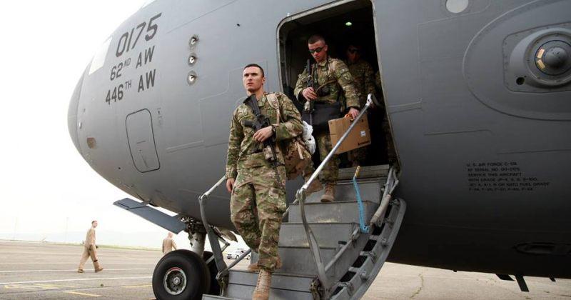 ავღანეთიდან 31-ე ბატალიონის მორიგი ნაკადი სამშობლოში დაბრუნდა