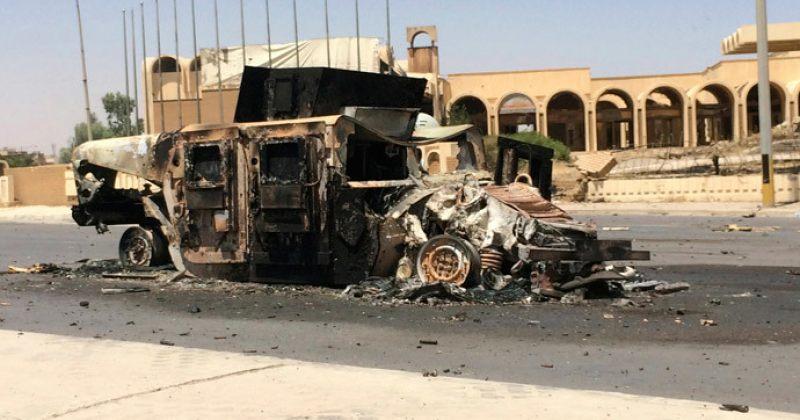 ერაყში ისლამისტები სამთავრობო ძალებზე შეტევას განაგრძობენ