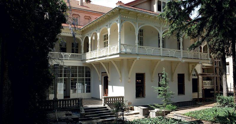 მწერალთა სახლი