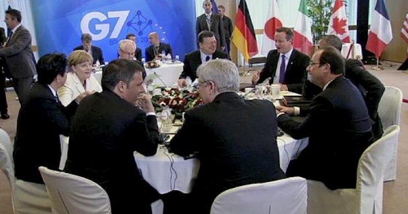 G7 რუსეთს მოუწოდებს, უკრაინის ხელისუფლებასთან მოლაპარაკებები დაიწყოს
