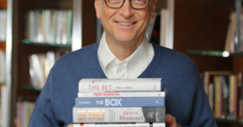 10 წიგნი ბილ გეიტსის მობილური ბიბლიოთეკიდან
