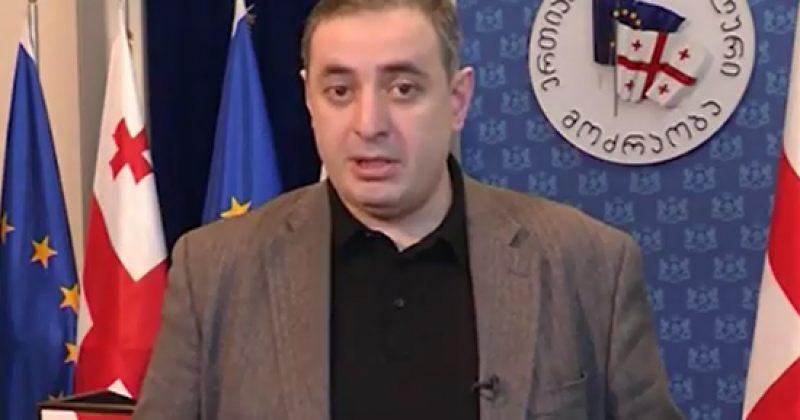 გაბაშვილი: საქართველოს პრემიერმინისტრი ერთი დიდი არაადეკვატურობის ზეიმი გახდა