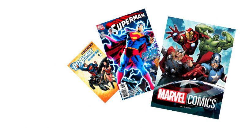 Marvel vs. DC - პური და სანახაობა