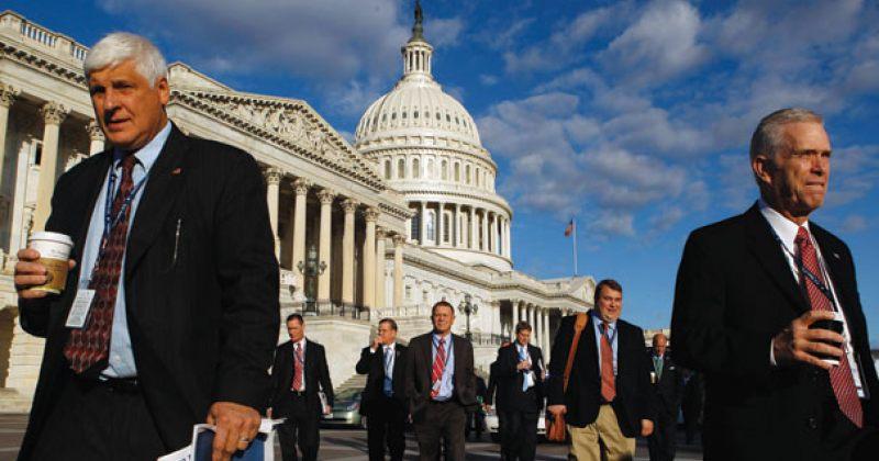 აშშ-ში ლობისტების მომსახურებაში მთავრობამ 2019 წელს $2.7 მილიონი დახარჯა