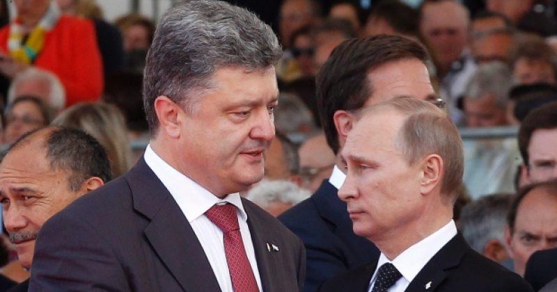 პოროშენკო: რუსეთის ბრალდება, ყირიმში ტერაქტის მზადების შესახებ, აბსურდულია