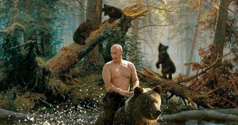 ენერგეტიკული დათვი: რა უდევს საფუძვლად რუსეთის ენერგოპოლიტიკას