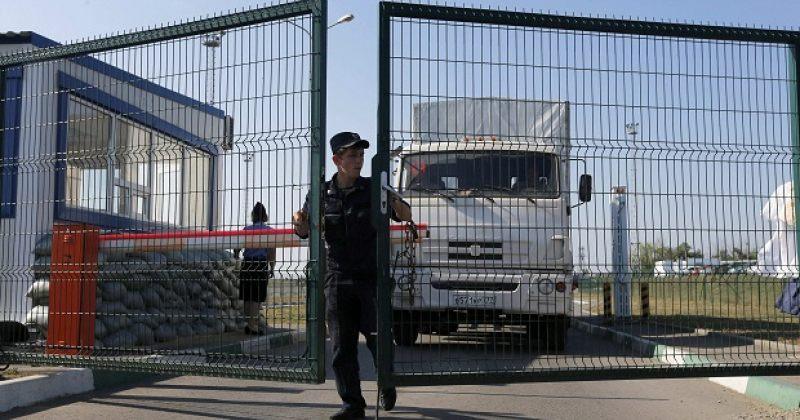 """Unian: რუსული ე.წ """"ჰუმანიტარული დახმარების"""" მანქანები უკრაინას ტოვებენ"""