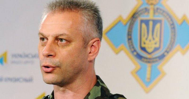 ლისენკო: უკრაინის საზღვართან რუსეთს 45 ათასი სამხედრო ჰყავს მობილიზებული