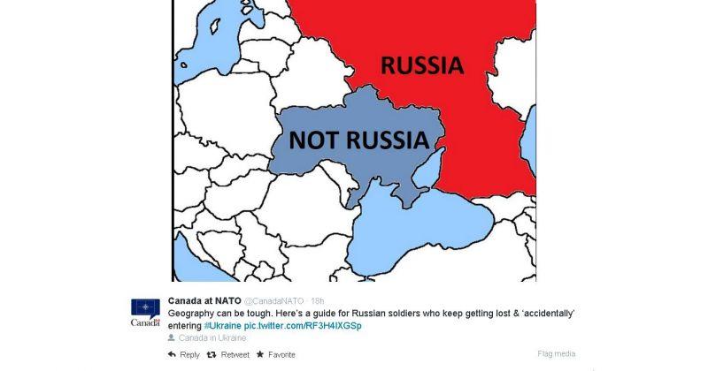 """NATO-ში კანადის დელეგაცია რუსი ჯარისკაცებისთვის """"გზამკვლევ რუკას"""" აქვეყნებს"""
