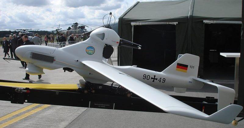 გერმანია უკრაინაში უპილოტო თვითმფრინავების გაგზავნას აპირებს