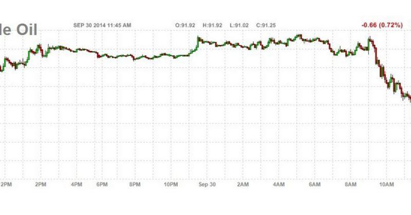 ნავთობის დღევანდელმა ფასმა შესაძლოა რუსეთს ფინანსური პრობლემები შეუქმნას