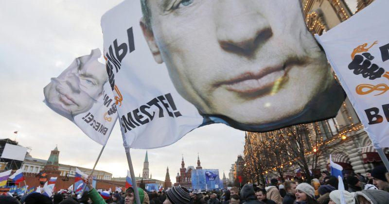 რუსეთის თვითმმართველობის არჩევნები ყირიმსა და სევასტოპოლშიც ჩატარდება