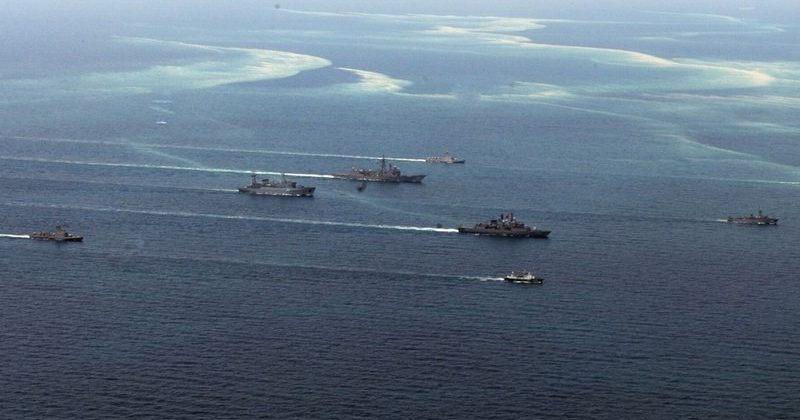 შავ ზღვაში აშშ-ისა და უკრაინის ერთობლივი წვრთნები იწყება