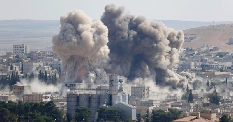 თურქეთი ISIS-ის წინააღმდეგ მებრძოლ სირიელებს საკუთარ ტერიტორიაზე გაწვრთნის