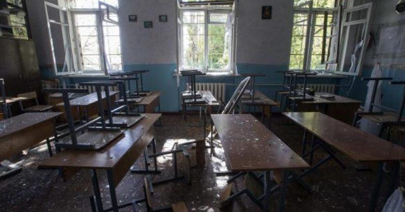 დონეცკში აფეთქებას 10 ადამიანი ემსხვერპლა