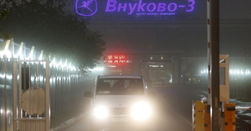 ვნუკოვოს აეროპორტის კიდევ ოთხი თანამშრომელი დაკავეს