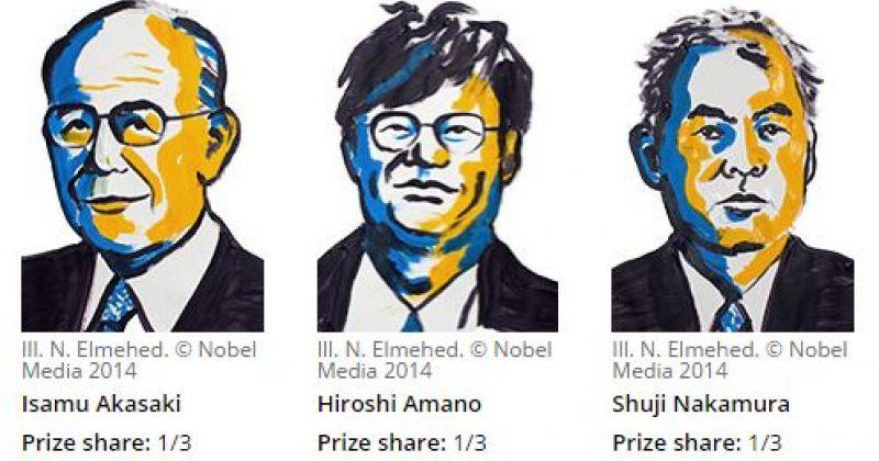 ნობელის პრემია ფიზიკის დარგში სამ იაპონელ მეცნიერს გადაეცა