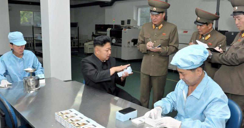 ჩრდილოეთ კორეის ბაზარზე ადგილობრივი სმარტფონი Arirang გაიყიდება