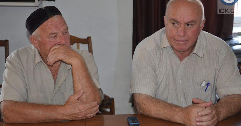 პანკისის ხეობის უხუცესთა საბჭო: მოხეში მცხოვრებთა  მოთხოვნები სამართლიანია