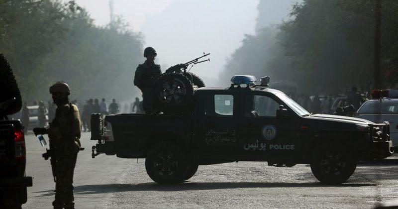 ქაბულში თალიბანის მიერ მოწყობილ ტერაქტს 7 ადამიანი ემსხვერპლა
