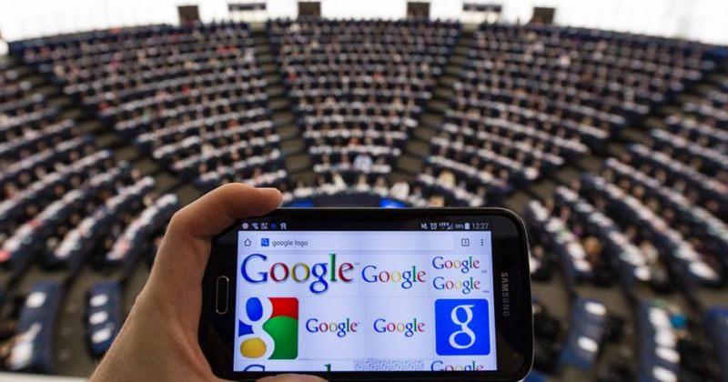 ევროკომისია: სანქციები Google-ის წინააღმდეგ მომხმარებელთა სასიკეთოდაა