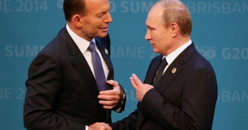პუტინი G20-ს სამიტს მის დასრულებამდე ტოვებს