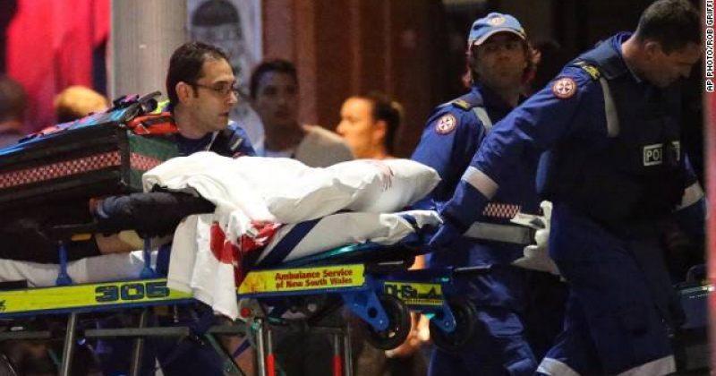 სიდნეიში სპეცოპერაციისას ტერორისტი და ორი მძევალი დაიღუპა