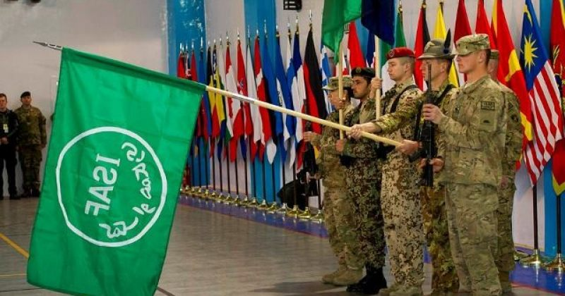ავღანეთში ISAF-ის მისია ოფიციალურად დასრულდა