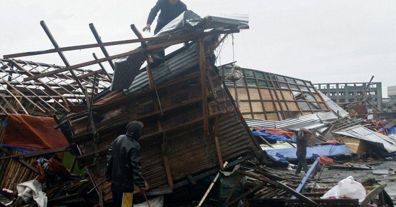 ფილიპინებზე ტაიფუნ ჰაგუპიტს სულ მცირე 21 ადამიანი ემსხვერპლა