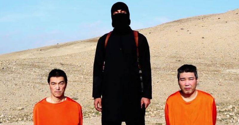 ტერორისტული დაჯგუფება ISIS ახალ ვიდეოში ორი იაპონელი ტყვეს მოკვლით იმუქრება