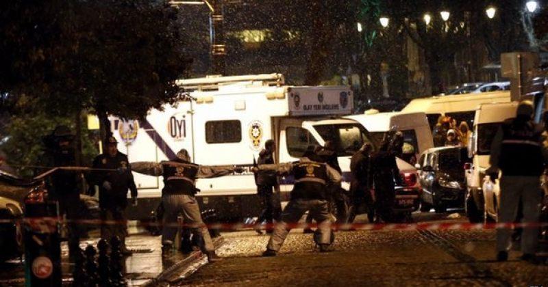 სტამბოლში პოლიციის განყოფილებასთან ტერორისტმა ქალმა თავი აიფეთქა