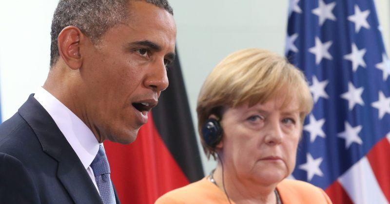 გერმანია და აშშ რუსეთის წინააღმდეგ სანქციების ძალაში დატოვებას მხარს უჭერენ