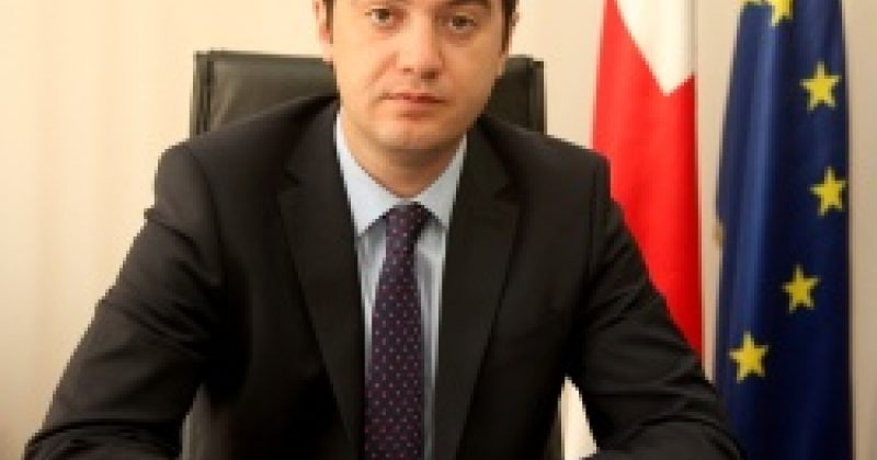 ინფრასტრუქტურის მინისტრის მოადგილე გიორგი კობერიძე თანამდებობიდან გათავისუფლდა