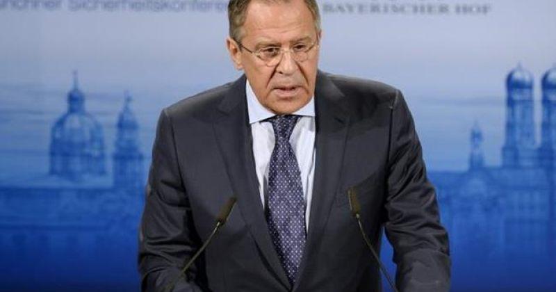 ლავროვი: დასავლეთის წინდაუხედავმა მხარდაჭერამ სააკაშვილს თავბრუ დაახვია