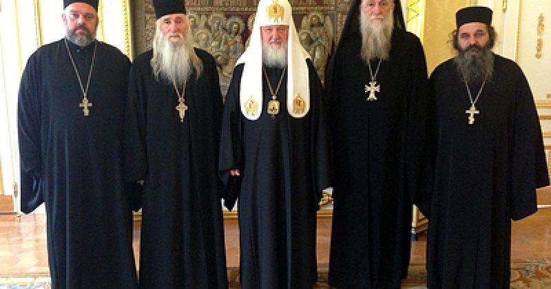 აფხაზეთის ეპარქიაში რუსეთის ეკლესიამ შესაძლოა სამომავლოდ ეპისკოპოსი აკურთხოს