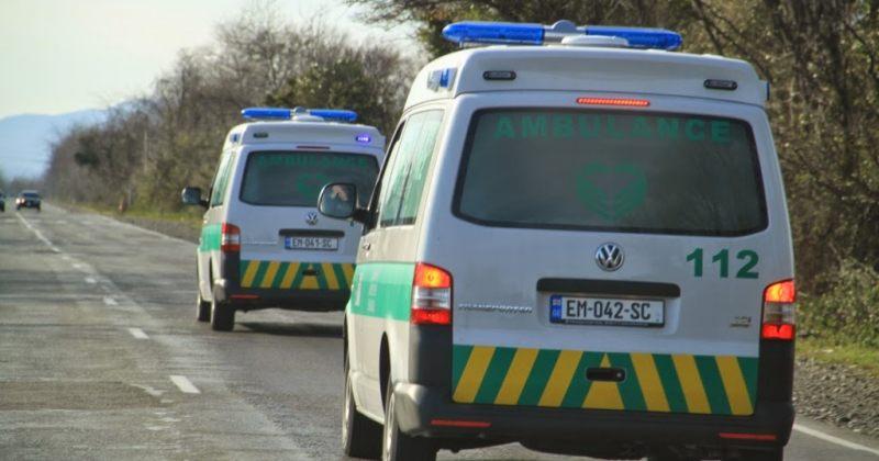 სუპერთასის ბილეთების რიგში მყოფი 3 ადამიანი საავადმყოფოში გადაიყვანეს