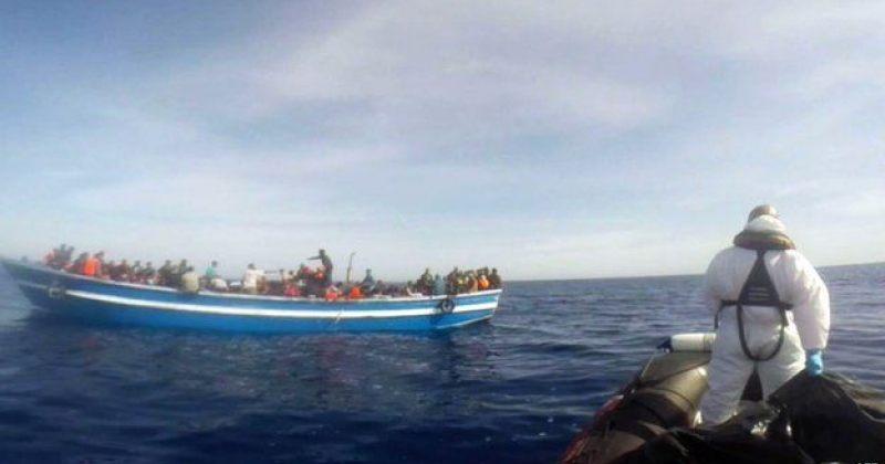 იტალიელმა და ფრანგმა მაშველებმა 6 ათასი მიგრანტი გადაარჩინეს