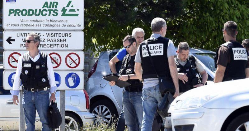 ტერაქტი საფრანგეთში - ისლამისტები თხევადი გაზის ქარხანას თავს დაესხნენ