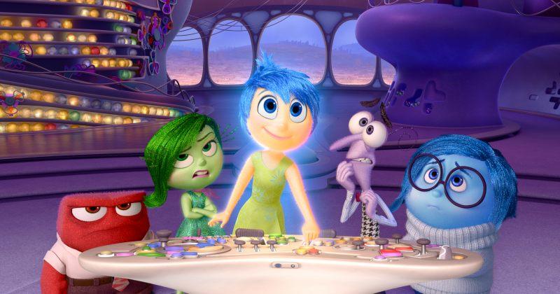 თავდაყირა სამყარო, რომელსაც Pixar-ი მართავს