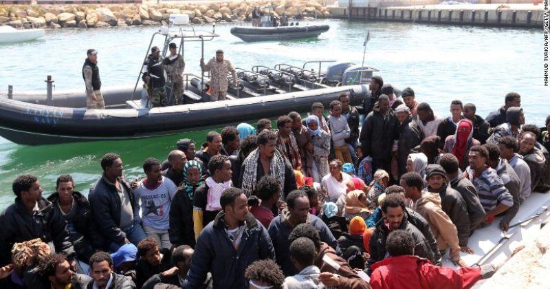 ხმელთაშუა ზღვაში ევროპულმა გემებმა 3480 მიგრანტი სიკვდილს გადაარჩინეს