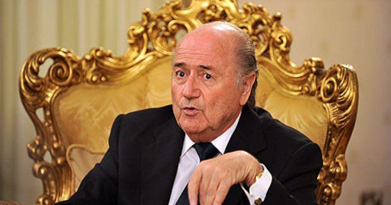 ბლატერი UEFA-ს კენჭისყრების გაყალბებაში ადანაშაულებს