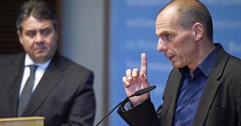 გერმანიის ეკონომიკის მინისტრი: ციპრასმა კომპრომისის ერთადერთი გზა გადაჭრა