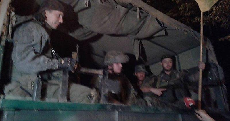 უკრაინელი სამხედროები შიროკინოს არ ტოვებენ