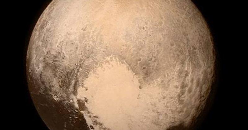 NASA-ს კოსმოსურმა ხომალდმა 9 წლიანი მოგზაურობის შემდეგ პლუტონს მიაღწია