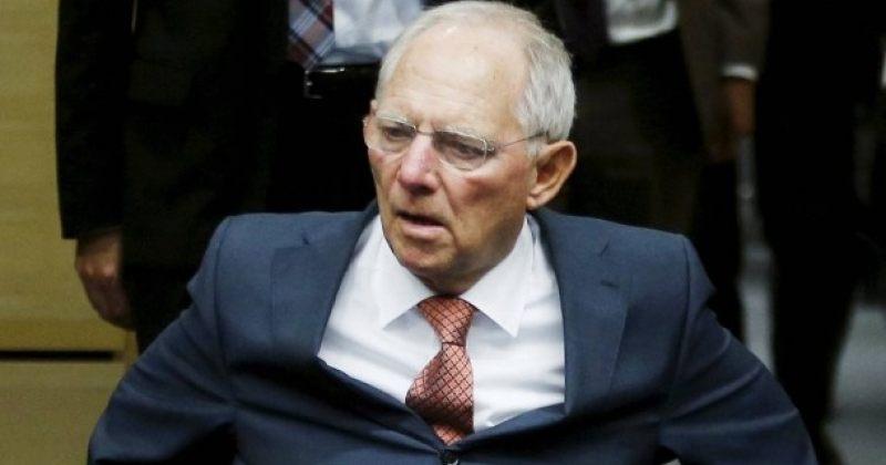 გერმანიის ფინანსთა მინისტრი საბერძნეთის ევროზონიდან გასვლას უჭერს მხარს